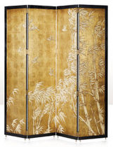 classic style screen BIRDS IN A BAMBOO FOREST THEODORE ALEXANDER