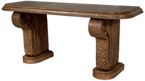 classic style sideboard table CAST STONE GILANI