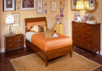 classic style single bed BEAUTY ARCA