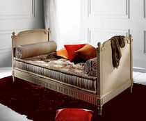 classic style single bed D25900 casa nobile