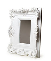 classic style wall mirror MY BROTHER'S MIRROR by Harry Allen SKITSCH