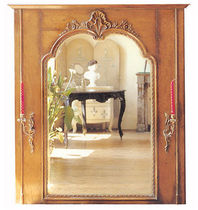 classic style wall mirror 572 MOISSONNIER