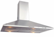 classic style wall mounted chimney extractor hood FHCT985MS Frigidaire