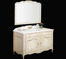 classic style washbasin cabinet with mirror 8550/PD BIANCHINI & CAPPONI