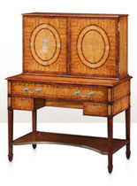 classic style wooden secretary desk GEORGIANA  ALTHORP