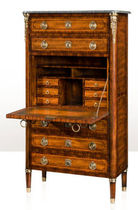 classic style wooden secretary desk PRINCESS OF WALES  ALTHORP