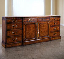 classic style wooden sideboard THE SUNDERLAND ROOM  ALTHORP