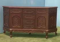 classic style wooden sideboard HUTCH Andrews Wood Crafts