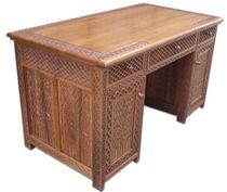 classic style writing desk RNT 223 rukotvorine
