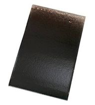 clay flat roof tile GLAZED KORAMIC