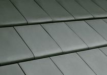 clay flat roof tile LINEA ERLUS