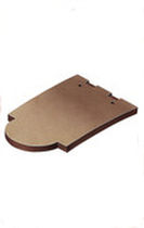 clay flat roof tile ROSEMARY Monier Braas