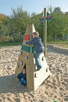 climber for playground CREST POLE eibe