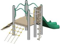 climber for playground MEC650 CABANA BigToys