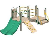 climber for playground MEC650-10 BigToys