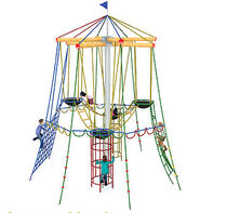climbing net for playground CROWS NEST Record RSS