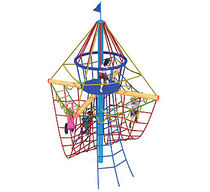 climbing net for playground PIRATE TOWER Record RSS
