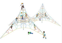 climbing net for playground TWIN 6M HIGH ACTIVITY NET Record RSS