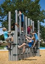 climbing wall for playground MBT314 -2  BigToys