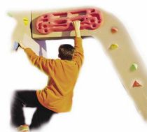 climbing wall hang board ARMBUILDER BOLDR