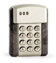 code keypad for access control QKEY1C ERREKA AUTOMATISMOS