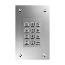 code keypad for access control  ELCOM GmbH & Co. KG
