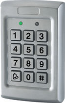 code keypad for access control ACQ41 / ACQ41E / ACS43 / ACG43 Eff Eff France