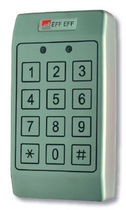 code keypad for access control PSA15T / AYC-E55 / ACS73 / ACT73 Eff Eff France