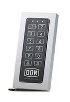 code keypad for access control  Dom Sicherheitstechnik