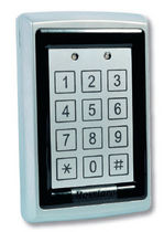code keypad with proximity card reader for access control PSA15T / AYCE65B / ACQ74 Eff Eff France
