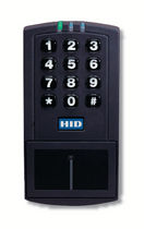 code keypad with proximity card reader for access control ENTRYPROX Eff Eff France