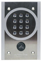 code keypad for access control HCC12-LPV-0 Intratone
