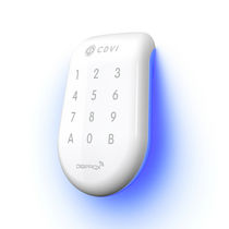 code keypad with proximity card reader for access control SOLARKPW CDVI