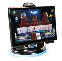 coin operated amusement touch screen machine ML-1 Rowe