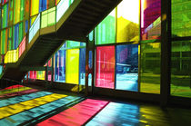 coloured glass panel  Sharda Glass
