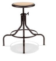 commercial adjustable bar stool 221M_E3 Groupe Lacasse