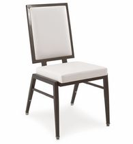 commercial aluminium chair 8215 Shelby Williams