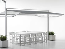 commercial aluminium pergola OPEN AIR EVEREST S.r.l