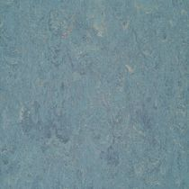 commercial anti-static linoleum flooring (GUT-certified, low VOC emissions) 3121-023 DUSTY BLUE Armstrong DLW