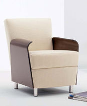 commercial armchair SERAFINA by David Dahl Arcadia Contract