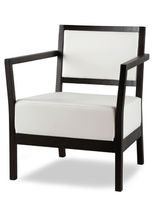 commercial armchair B LOUNGE by Tom Kelley The Chair Factory