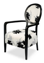 commercial armchair LOUIE RIVA ARM  The Chair Factory