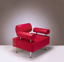commercial armchair SOFT by R&S Mascagni MASCAGNI
