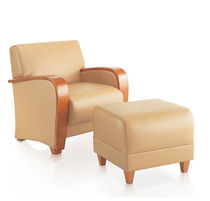 commercial armchair with footstool LOLA KI Healthcare