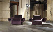 commercial armchair  B.OLIDE by Bruno Rainaldi Mussi Italy