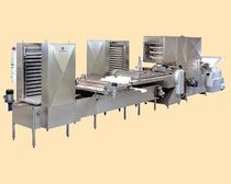 commercial automatic dough sheeter  F. MENDOZA