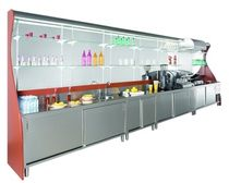 commercial back bar counter RETRO SERENATA  MAFIROL