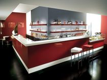 commercial bar counter ART CAFÈ De Blasi Spa
