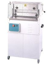 commercial bread slicer SEMI-AUTOMATIC  pietroberto