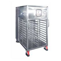 commercial bread trolley  Elettrainox